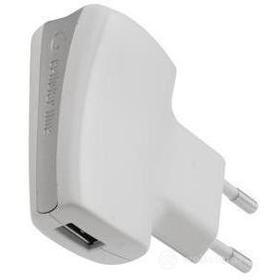Caricabatterie da rete e cavo USB-Lightning