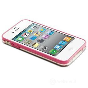 iRound Pink iPhone 4/4S