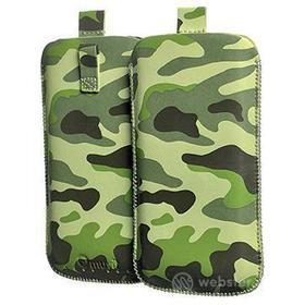 Custodia a fondina Camouflage (misura XL)