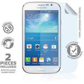 Kit 2 pellicole protettive autoinstallanti Samsung Galaxy Grand Neo