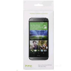 Kit 2 pellicole protettive HTC One M8