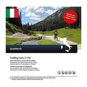 Accessorio GPS TrekMap Italia v5 PRO (AZ)
