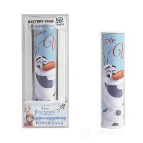 Power Bank Frozen Olaf