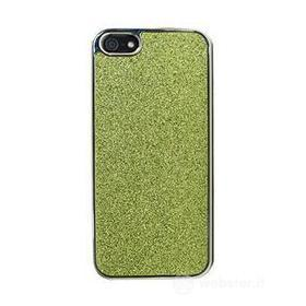 Custodia Stardust green iPhone 5