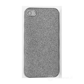 Custodia Stardust silver iPhone 4/4S