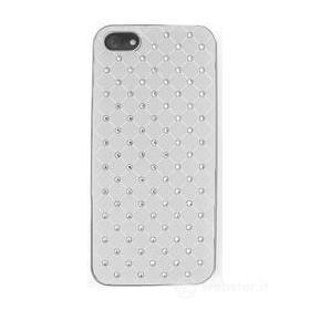 Custodia Diamond white iPhone 5