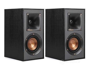 Diffusori - Box Copp.Box KLIPSCH R-41M Black 2V50w H287 (AZ)