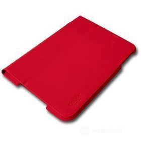 Custodia iTrendy shiny red iPad mini