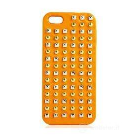 Custodia All Studs orange iPhone 5
