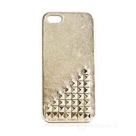 Custodia Spike Bottom silver iPhone 5