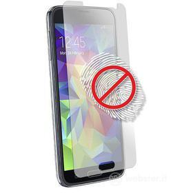 Salvadisplay anti impronta Samsung Galaxy S5