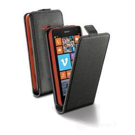 Flip Cover in ecopelle Nokia Lumia 625