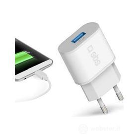 Cellulare - Caricabatteria Caricabatterie da viaggio da 2100 mAh USB (AZ)
