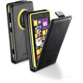 Flip Cover in ecopelle Nokia Lumia 520