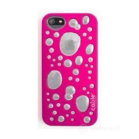 Custodia iBubble pink iPhone 5
