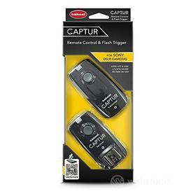 Accessorio Fotocamera Digitale Captur Remote Control & Flash Trigger (Sony) (AZ)