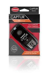 Accessorio Fotocamera Digitale Captur Receiver fino a 100 m (Canon) (AZ)