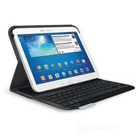 Custodia Folio con tastiera Samsung Galaxy Tab 3 10''