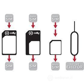 Kit adattatori universali SIM
