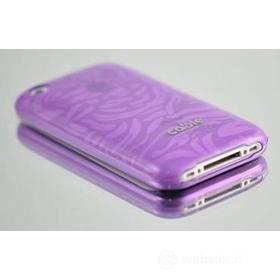Cover iGlossy Vibes PurpleZebra3G/3GS