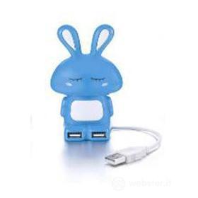 Multipla USB coniglietto