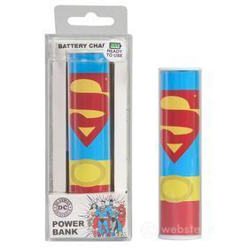 Power Bank Superman