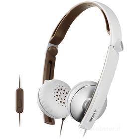 Cuffie ad archetto pieghevoli con microfono MDR-S70W