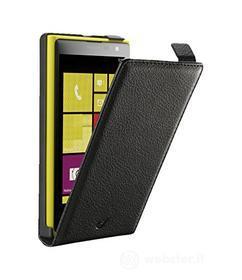 Flip Cover in ecopelle Nokia Lumia 1020
