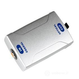 Cavetteria Audio/Video Convert. Audio Dig.Coass->Ottico 42906 (AZ)