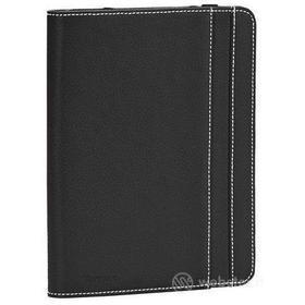 Custodia a libro Kickstand in pelle iPad Mini