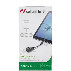 Adattatore da USB a Micro USB per tablet