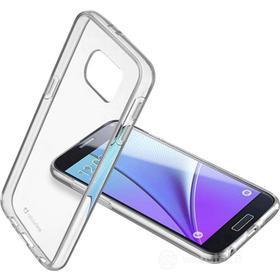 Cover rigida trasparente con cornice in gomma Clear Duo (Galaxy S7)