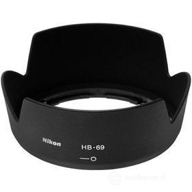 Obiettivo - Paraluce Lens Hood HB-69 (AZ)