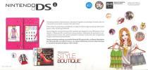 Nintendo DSi - Rosa + Style Boutique
