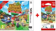 Animal Crossing NL+Welcome Amiibo Card