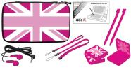 BB Pack UK Flag Pink 3DS XL
