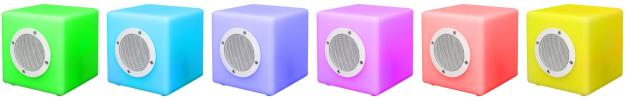 BB Speaker Bluetooth Cubic