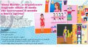Barbie Sfilata Di Moda P. Stilista
