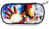 Custodia Avengers-Iron Man 3 PSP-PSVITA