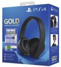 SONY Gold Headset + Fortnite VCH