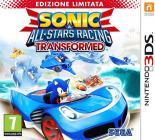 Sonic All Star Racing Transformed Ltd Ed