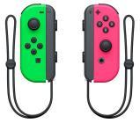 Nintendo Switch set 2 Joy-Con Verde/Rosa