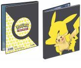 ULTRA PRO Poke.Pikachu Album Portf.4T10P