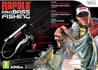 Rapala Pro Bass Fishing Rod Bundle