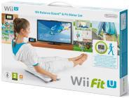 Wii Fit U + Fit Meter + Balance Board