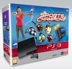 Playstation 3 320GB+Move+Sports C+2 Ctrl