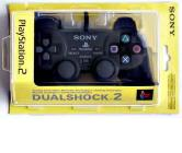 PS2 Sony Dual Shock - Nero
