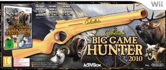 Cabela's Big Hunter 2010 + fucile