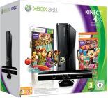 XBOX 360 4GB Kinect Holiday Value Bundle