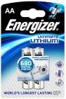 Pile Stilo Litio Energizer Ultimate